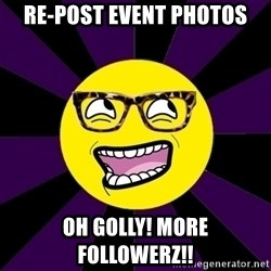 bbcfandumb - re-post event photos oh golly! more followerz!!
