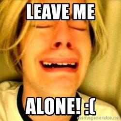 Leave Brittney Alone - LEAVE ME ALONE! :(