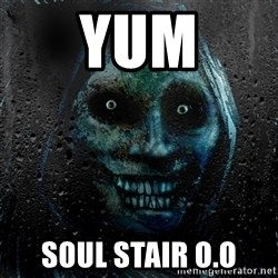 NEVER ALONE  - yum soul Stair O.O