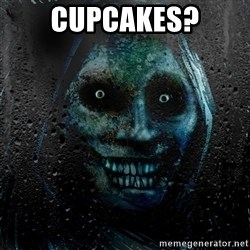 NEVER ALONE  - Cupcakes?