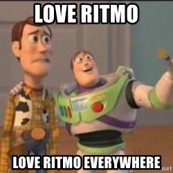 X, X Everywhere  - Love Ritmo Love Ritmo Everywhere