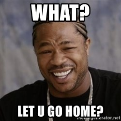 xzibit-yo-dawg - wHAT? lET U gO hOME?