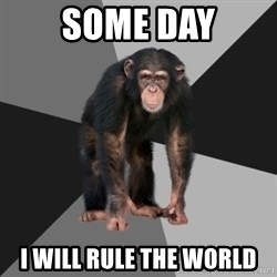 Drunken Monkey - some day i will rule the world