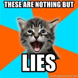 Ib Kitten - These Are Nothing But  LIES