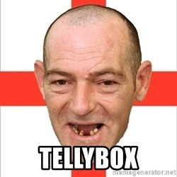 Country English Idiot -  tellybox