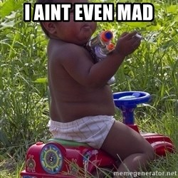 Swagger Baby - i aint even mad