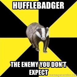 PuffleBadger - HuffleBadger the enemy you don't expect