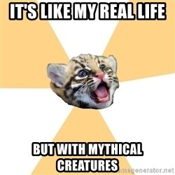 facebook roleplay ocelot - it's like my real life but with mythical creatures