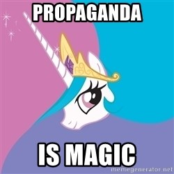 Celestia - PROPAGANDA IS MAGIC