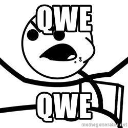 Cereal Guy Furiuos - qwe qwe