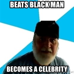 Epic Beard Man - Beats black man Becomes a celebrity