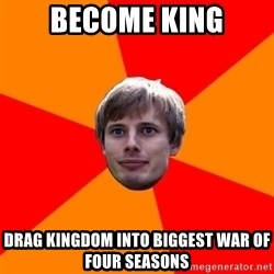 Oblivious Arthur - Become King Drag kingdom into biggest war of four seasons