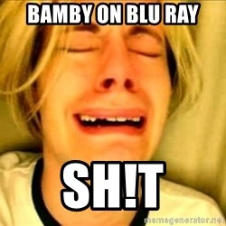 Leave Brittney Alone - bamby on blu ray sh!t