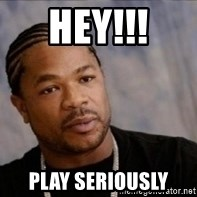 Xzibit WTF - hey!!! play seriously