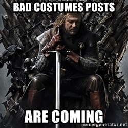 Eddard Stark - Bad costumes posts are coming