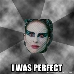 Black Swan Eyes - I was perfect
