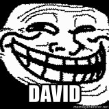 Troll Faces - David