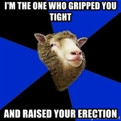 Supernatural Fandom Sheep - I'm the one who gripped you tight and raised your erection