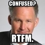 Paul Hilfinger - Confused? rtfm.