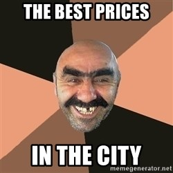 Provincial Man - the best prices in the city