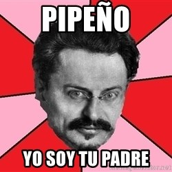 Trotsky Want a Cracker - pipeño yo soy tu padre