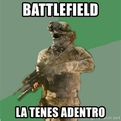 philosoraptor call of duty - battlefield la tenes adentro