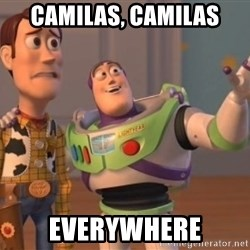 FINALES EVERYWHERE - Camilas, Camilas Everywhere