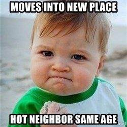 victory kid - moves into new place hot neighbor same age