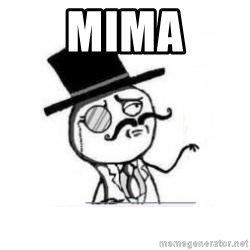 Feel Like A Sir - Mima
