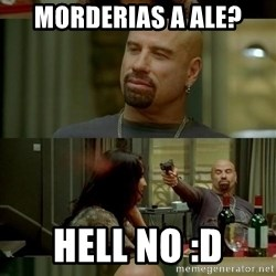From Paris With Love - morderias a ale? hell no :D