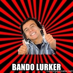 Bad Luck Chuck - bando lurker
