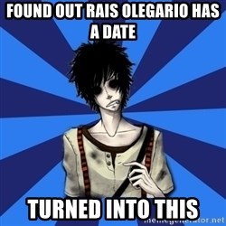 Tipical Ino - found out RAIS OLEGARIO HAS A DATE TURNED INTO THIS
