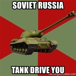 IS-2 Greatest Tank of WWII - soviet russia Tank drive you