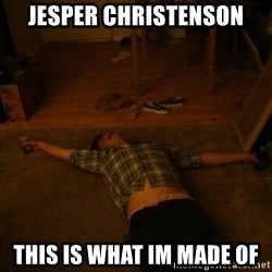 Party Jesus - jesper christenson this is what im made of