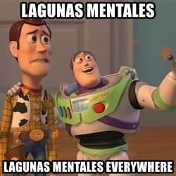 Toy Story Everywhere - Lagunas mentales lagunas mentales everywhere