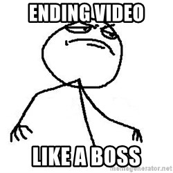 Like A Boss - Ending video Like A Boss