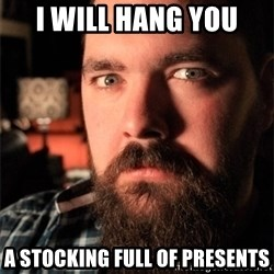 Dating Site Killer - I WILL HANG YOU A STOCKING FULL OF PRESENTS