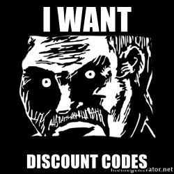 Dark stare - I WANT DISCOUNT CODES