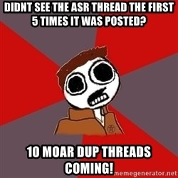 superami crazy - DIDNT SEE THE ASR THREAD THE FIRST 5 TIMES IT WAS POSTED? 10 MOAR DUP THREADS COMING!