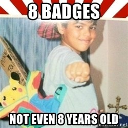 Pokemon Prodigy - 8 badges Not Even 8 Years Old