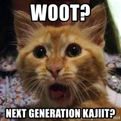 Crazy cat - W00t? Next Generation Kajiit?