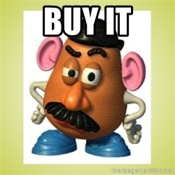 Potatohead - buy it