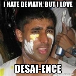 Krazy Kapil - i hate demath, but i love desai-ence
