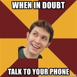 Tobuscus - when in doubt talk to your phone
