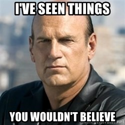 Jesse Ventura - I'VE SEEN THINGS YOU WOULDN'T BELIEVE