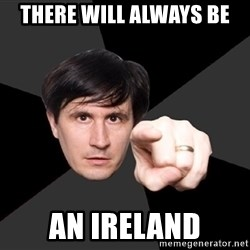 John Darnielle - There will always be an Ireland