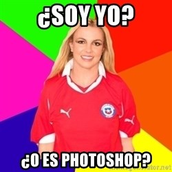 britney en chile - ¿soy yo? ¿o es photoshop?