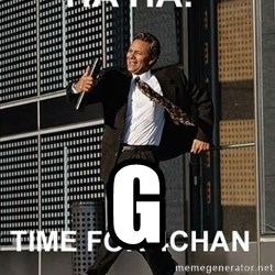 haha time for 4chan - g