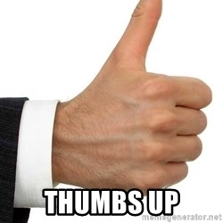 Thumbs Up Smutty Fanfiction - thumbs up