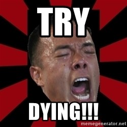 angryCoach - Try dying!!!